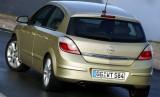 Opel Astra 5 usi, Numar usi