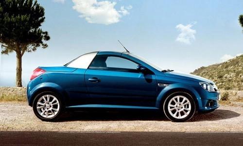 Opel Tigra TwinTop, Numar usi