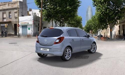 Opel Corsa, Numar usi