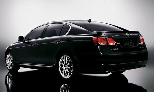 Lexus GS 460, Numar usi