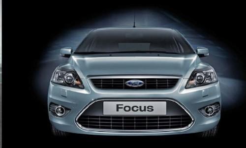 Ford Noul Focus 4 usi, Numar usi