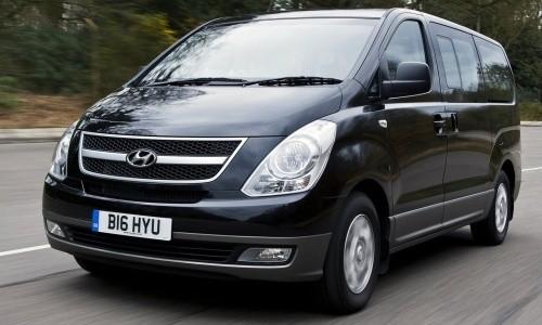 Hyundai Noul H-1, Numar usi