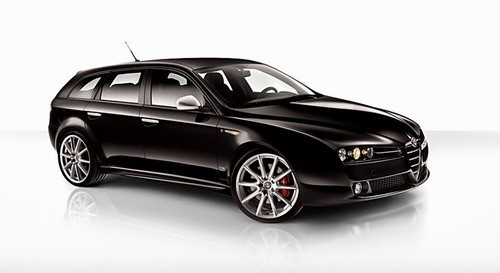 Alfa Romeo 159 Sportwagon, Numar usi