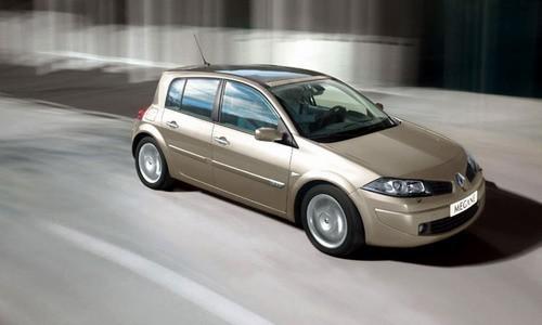 Renault Megane Bicorp, Numar usi