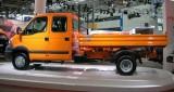 Renault Master, Numar usi