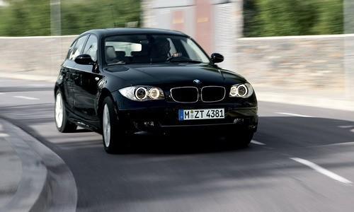 BMW Seria 1, 5 usi, Numar usi