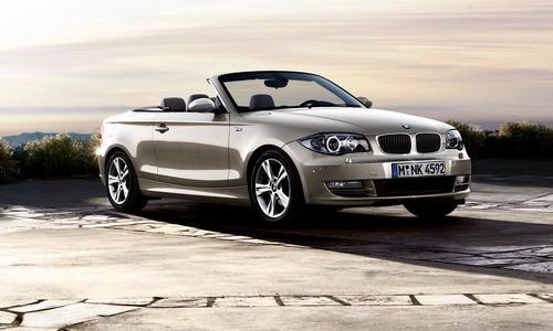 BMW Seria 1, cabriolet, Numar usi