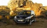 Peugeot 4007, Numar usi