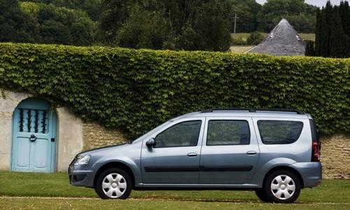 Dacia Noul Logan MCV, 5 locuri, Numar usi