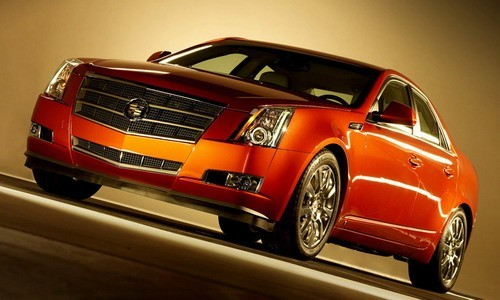 Cadillac CTS, Numar usi