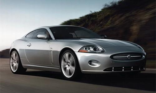 Jaguar XK, Coupe, Numar usi