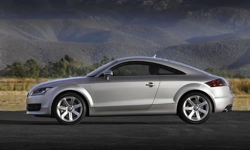 Audi TT, Coupe, Numar usi