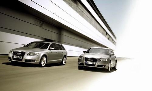 Audi A6, Avant, Numar usi