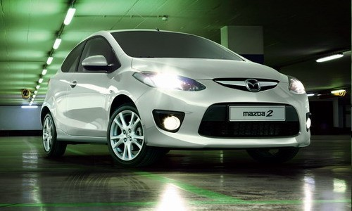 Mazda 2, Sport, Numar usi