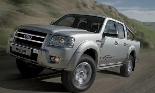 Ford Noul Ranger, Numar usi