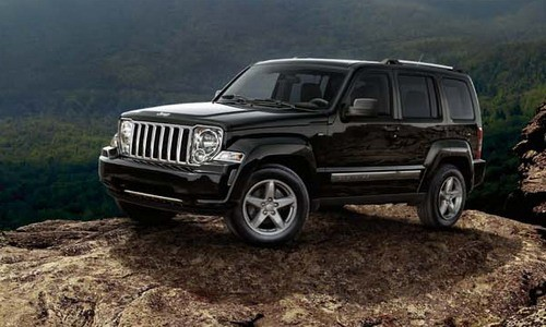 Jeep Noul Cherokee, Numar usi