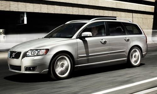 Volvo V50, Numar usi