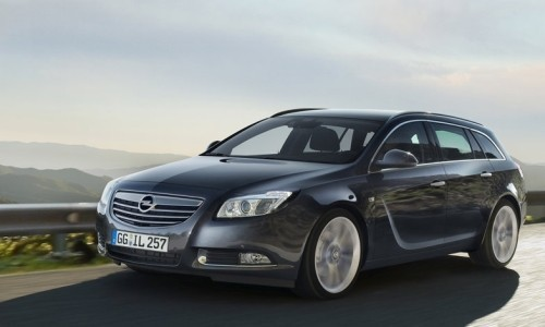Opel Insignia Sports Tourer, Numar usi