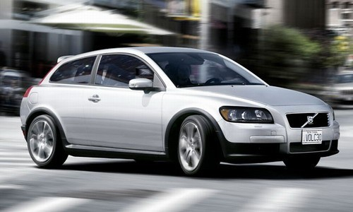 Volvo C30, Numar usi