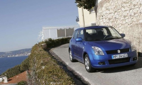 Suzuki Swift, Numar usi