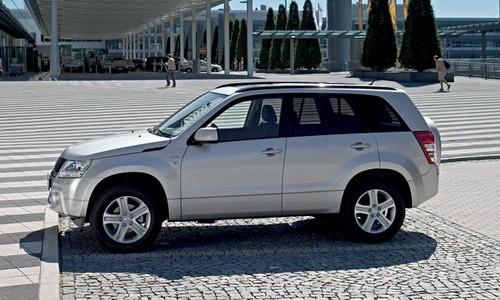 Suzuki Grand Vitara, 5 usi, Numar usi