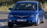Honda Civic Sedan, Numar usi