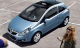Opel Corsa, 5 usi, Numar usi