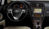 Toyota Noul Avensis, Numar usi
