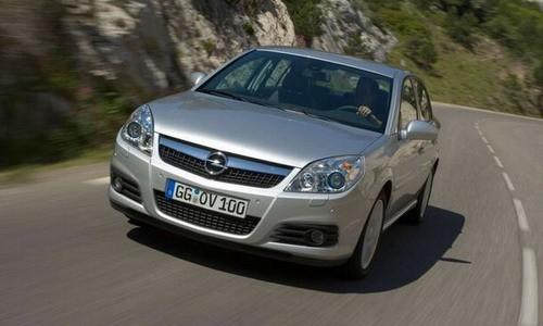 Opel Vectra Sedan, Numar usi