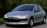 Peugeot 206, 5 usi, Numar usi