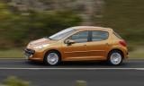 Peugeot 207, 5 usi, Numar usi