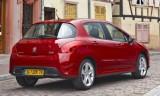 Peugeot 308, 5 usi, Numar usi