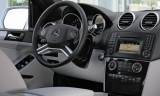 Mercedes-Benz Clasa ML, Numar usi