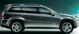 Mercedes-Benz Clasa GL, Numar usi