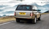Land Rover Range Rover, Numar usi