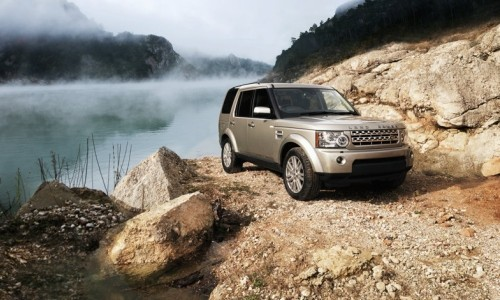 Land Rover Discovery 4, Numar usi