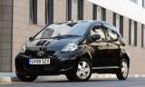 Toyota Noul Aygo, 5 usi, Numar usi