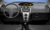 Toyota Noul Yaris, 3 usi, Numar usi
