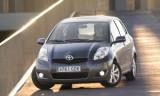 Toyota Noul Yaris, 5 usi, Numar usi