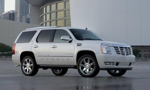 Cadillac Escalade Hybrid, Numar usi