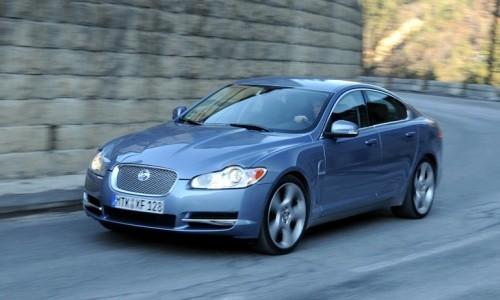 Jaguar XF, Numar usi