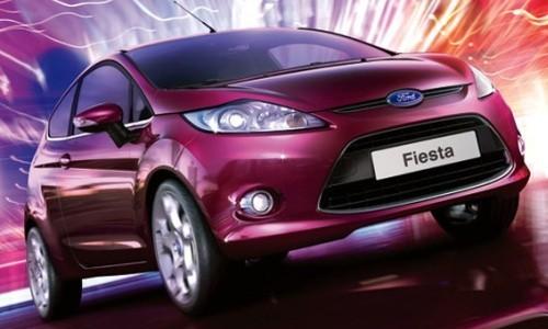 Ford Noul Fiesta, 3 usi, Numar usi