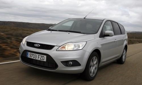 Ford Focus, Wagon, Numar usi