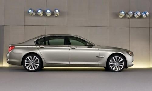 BMW Seria 7, Sedan, Numar usi