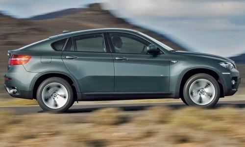 BMW X6, Numar usi