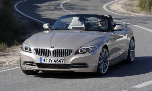 BMW Z4, Numar usi