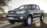 Toyota Hilux, 4 usi, Numar usi