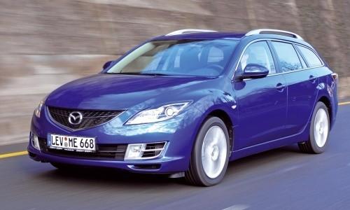 Mazda 6, Sport Combi, Numar usi