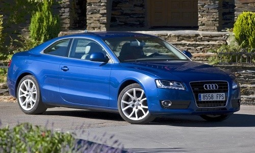 Audi A5, Numar usi