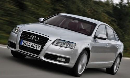 Audi A6, Numar usi